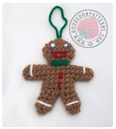This crochet pattern is FREE to view online on my website www.hookedonpatterns.com