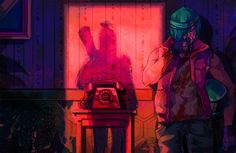 Hotline Miami Ambush...