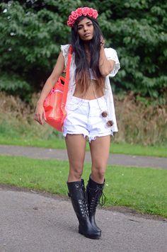 She Wears Fashion - UK Fashion blog - love her Outfit