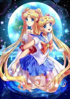 Descendentes de sailor moon | Sailor Moon oficial Amino