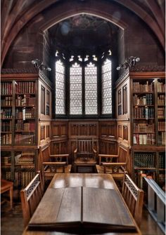 John Rylands Library Manchester England