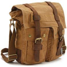 Military Shoulder Messenger Bag