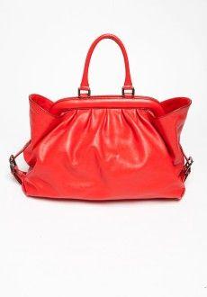 3eb5f49f4f Oprah Winfrey s Red Fendi Doctor Bag