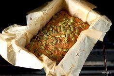 chleb bezglutenowy z kaszy jaglanej i komosy ryżowej