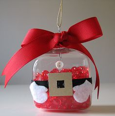 Cute Holiday Ornament