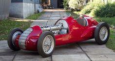 Alfa Romeo built four Tipo 308 Grand Prix cars Alfa Romeo 8c, Unique Cars, Collector Cars, Grand Prix, Vintage Cars, Classic Cars, Racing, Vehicles, Money