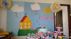 Festa da Laura - 3 anos (2015)