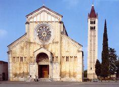 san zenón de verona Italia   Románico: ciudades, catedrales y monasterios