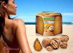 Brązujące masło do ciała w bezpieczny i przyjazny sposób nadaje skórze odcień pięknej naturalnej opalenizny, a ponadto znacznie poprawia wygląd i kondycję skóry - nawilża, regeneruje i wygładza skórę. http://www.ekobieca.pl/product-pol-3547-Bielenda-Orzech-Bursztyn-Brazujace-maslo-do-ciala.html