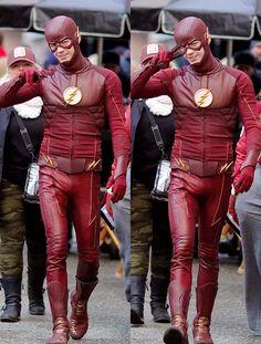 Grant Gustin - The Flash