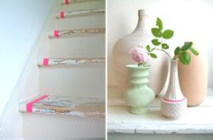 Love those stairs! Images by..?