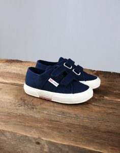 Superga Kids 2750 Jvel Classic - Navy Blue