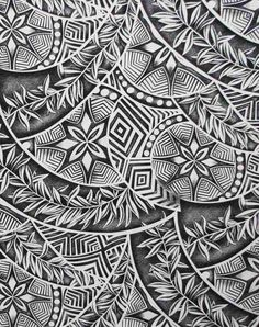 The Polynesian tattoo, also called Maori tattoo is a classy tribal tattoo for some time now. However what does it imply and the place does it originate from? Mandala Tattoo Design, Dotwork Tattoo Mandala, Tribal Tattoo Designs, Polynesian Tattoo Designs, Polynesian Art, Tattoo Motive, Maori Tattoos, Samoan Tattoo, Tribal Tattoos