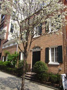 Carriage House & Studio - Greenwich Village - Fairfax & Sammons Architect