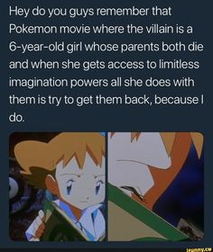 YEP thats pokemon 3 and it was my favorite Pokemon movie - Funny Pokemon - Funny Pokemon meme - - that movie was pretty heckin sad tho The post YEP thats pokemon 3 and it was my favorite Pokemon movie appeared first on Gag Dad. Pokemon Film, Pokemon Movies, Pokemon Funny, All Pokemon, Pokemon Fusion, Gotta Catch Them All, Pokemon Pictures, The Villain, My Guy