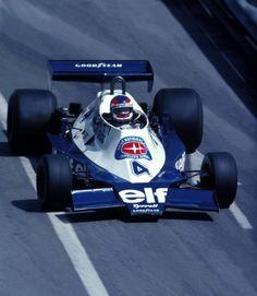 Tyrrell 008 Patrick Depailler...