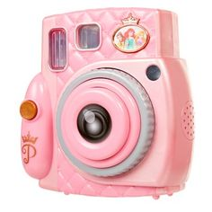 Jakks Pacific Disney Princess Style Collection Snap & Go Play Camera
