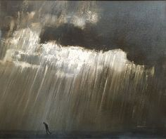 """""""Man in a Storm"""" by Theodore Major"""