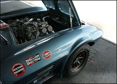 Corvette Grand Sport 1963 engine