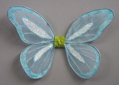 tutorial: tiny fairy wings for dolls