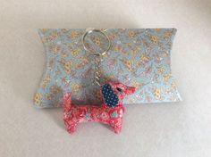 SASS & BELLE VINTAGE DACHSHUND DOG  BAG CHARM  KEYRING NEW GIFT BOXED PRESENT    eBay