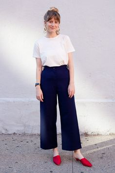 I've been hunting for the best wide leg pants ever since I tried Jesse Kamm's version. Here are the six best ones I could find.