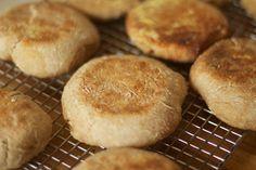 Homemade English Muffin Recipe - From Scratch Magazine