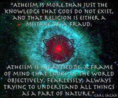 One of my favorite Carl Sagan quotes.