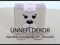 Ünnepi Dekor: VIDEÓ Container, Blog, Diy, Bricolage, Blogging, Do It Yourself, Homemade, Diys, Crafting