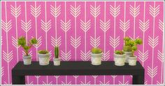 LinaCherie: Small plants • Sims 4 Downloads