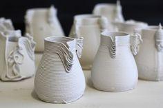 Alterfact, 3D ceramic printing