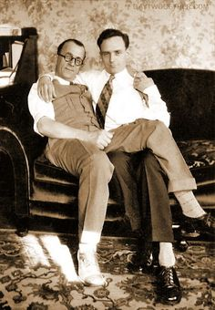 Adorable Vintage Photographs of Gay Couples