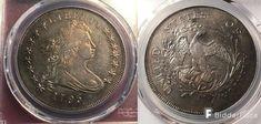 1795 Draped Bust $1 B14 BB51