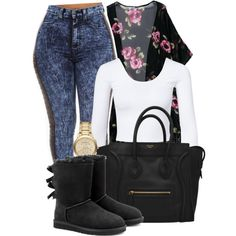 A fashion look from November 2014 featuring Estradeur tops and UGG Australia boots. Browse and shop related looks.