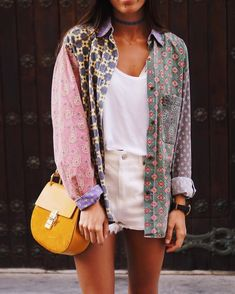 spring street style #fashion #ootd
