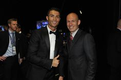CR7 And Arjen Robben