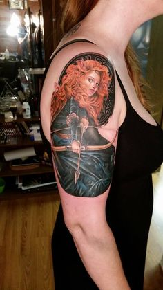 """""""First session on Merida complete! Can't wait to go back into this and finish everything!"""" - Sarah Miller"""