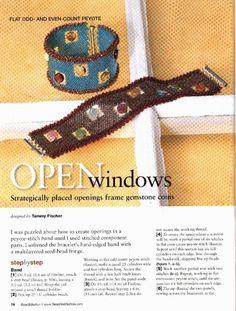 Schemi: Bracciali.  Archivio Perline e Button (2008 - 2009 anni)