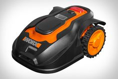 Even if you enjoy mowing the lawn, chances are you have a hard time keeping up with all the maintenance it requires. The Worx Landroid Robot Lawn Mower will not only cut the grass for you, but it keeps cutting...