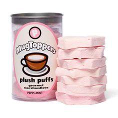 Plush Puffs Mugtoppers