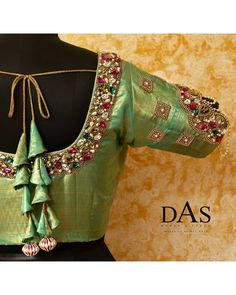 65 Stylish and Trendy Blouse Designs For Saree and Lehenga