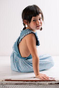 vestido para niñas encantadoras! #vestidos #niñas #dresses #handmade #kids #clothes