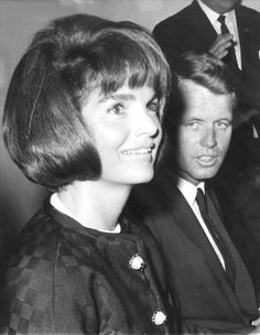 Jacqueline Bouvier Kennedy   July 28, 1929 – May 19, 1994)    And Robert  F, Kennedy     (November 20, 1925 – June 6, 1968).     ❁❤    ✾❤✾❤✾❤✾❤❁  http://en.wikipedia.org/wiki/Robert_F._Kennedy    http://en.wikipedia.org/wiki/Jacqueline_Kennedy_Onassis