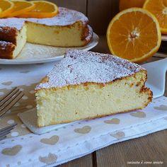 torta tutta ricotta senza farina ♦๏~✿✿✿~☼๏♥๏花✨✿写☆☀🌸🌿🎄🎄🎄❁~⊱✿ღ~❥༺♡༻🌺<SA Jan ♥⛩⚘☮️ ❋ Sweet Recipes, Cake Recipes, Dessert Recipes, Great Desserts, Delicious Desserts, Ricotta Cake, Ricotta Dessert, Sweet 16 Cakes, Torte Cake
