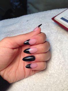 Pointy nails