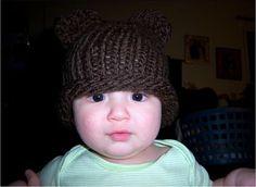 Animal Ears: #knit #knitting #free #pattern #freepattern #freeknittingpattern #knittingpattern