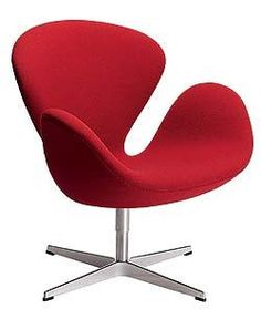 DWR Arne Jacobsen Swan Chair