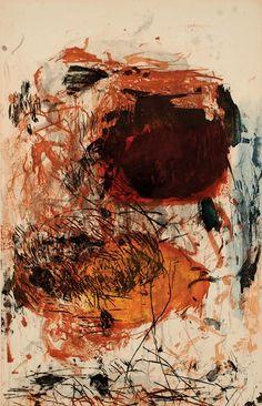 Joan Mitchell-Sunflower 3, 1972 | More