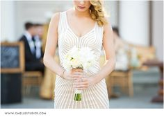Gatsby Inspired Modern Glam Wedding   Styled Photo Shoot   c.m.elle studios   www.ROQUEnapaevents.com