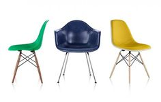 The Iconic Eames Shell Chair Is Now Available In New Recyclable Fiberglass!
